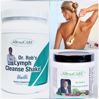 Complete Lymph Cleanse Package