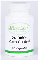 Dr. Rob's Carb Control