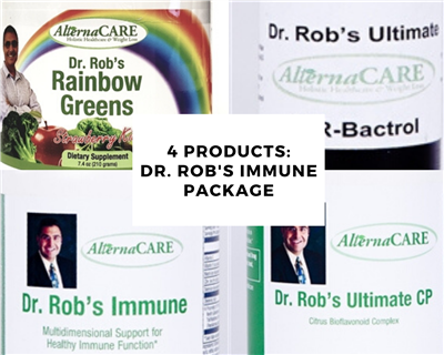 Dr. Rob's Complete Immune Package