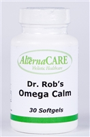 Dr. Rob's Omega Calm